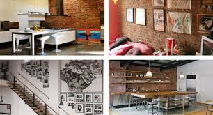 home décor tips to add industrial feeling in design