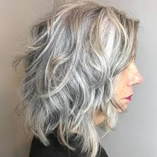 gray shag haircuts 60 best hairstyles and haircuts for women over 60 to suit any taste