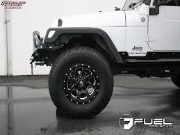matte white jeep jeep wrangler fuel boost d534 wheels matte black u0026 milled