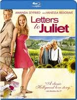 letters to juliet blu ray