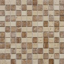 12x12 travertine tile natural stone tile the home depot