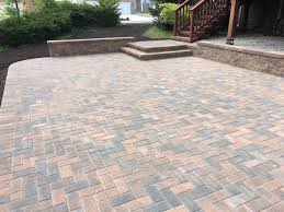 Patio 45 Patio Pavers 5 Patios Walkways Driveways Porches And Steps Built To The