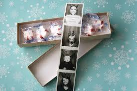 photo christmas card ideas creative christmas card idea card in a box