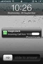 magicjack app android magicjack for iphone allows unlimited free calling within canada