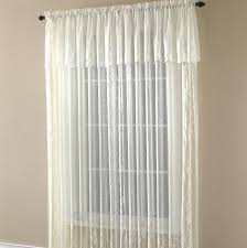 Priscilla Curtains With Attached Valance Lace Curtains With Attached Valance Large Size Of Lace Panel