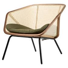 Green Outdoor Chairs Colony Chair Walnut U0026 Military Green Green Furniture Modern
