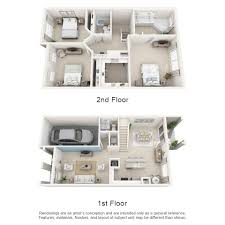 virtual floor plans port st lucie fl rental home the enclave at st lucie