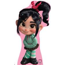 bulk wreck ralph standups party supplies vanellope von