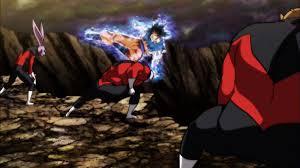 son goku wakes level awakened dragon ball wiki