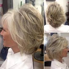 hairstyles for gray hair women over 55 90 classy and simple short hairstyles for women over 50
