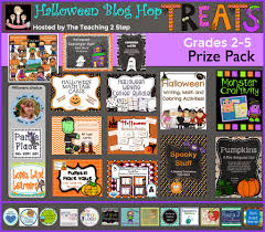 teacher ms h third is the word halloween bash blog hop and giveaway