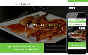 web cuisine cuisine a hotel category bootstrap responsive web template