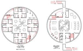 underground dome home floor plans homeca