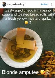 Yellow Teeth Meme - 23 meals that will make you want to say bone app the teeth smosh