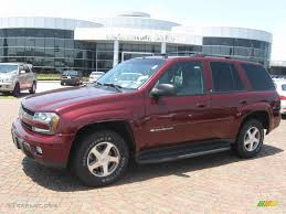 2004 chevrolet trailblazer information and photos momentcar