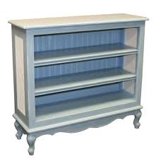 cottage style furniture bookcases country french bookcase with
