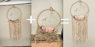 newborn photo props diy catcher newborn prop composite newborn prop diy