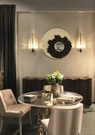 modern round dining room table 5 modern round dining room table