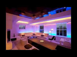 led interior lights home design led lighting for home youtube