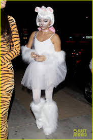 taylor swift halloween mask zoey deutch u0026 sarah hyland celebrate halloween in hollywood see