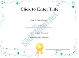 college recognition diploma certificate template of completion