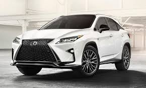 lexus goes bold with rx crossover