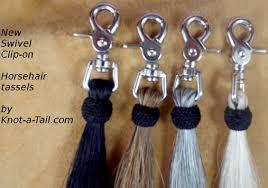 Shoo Hair horsehair tassels horsehair tassels knot a