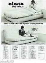 cinna canapé convertible canape lit cinna d occasion plus que 3 à 75