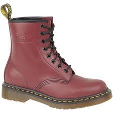 dr martens ankle boots u0026 boots men 1460z mens lace up boot red dr