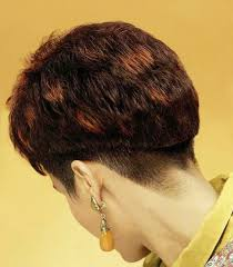 weighted shorthairstyles hairxstatic short back cropped gallery 3 of 3