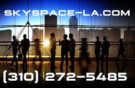 Party Venues Los Angeles Party Venue Los Angeles At Skyspace Youtube