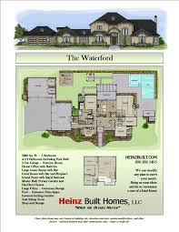 sample home plans boise custom home builder