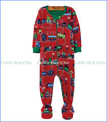 hatley organic cotton magical footed coverall in 2 jpg