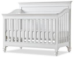 Convertible White Crib Bedroom Universal Furniture White Crib Design Ideas With Wooden