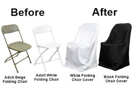 metal folding chair covers polyester folding chair cover rental los angeles ca