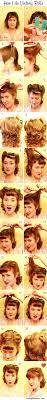 the 25 best retro hair tutorials ideas on pinterest rockabilly