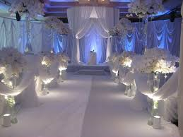 wedding reception decoration wedding decoration ideas diy white cheap reception 50th