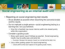 social engineering audit u0026 security awareness
