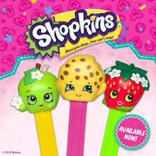 where to buy pez candy pez candy inc partners with moose toys to launch all new shopkins line