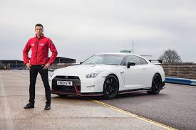 nissan gtr roman atwood nissan gt r nismo meets its first uk customer autoevolution