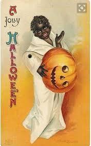 228 best halloween postcards images on pinterest happy halloween