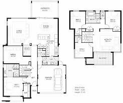 one floor plans one storey floor plan inspirational modern single house plans