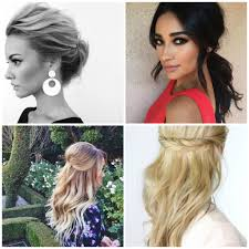 4 no fuss hairstyles to wear to a wedding the beauty vanity llc