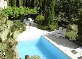 chambre d hote provence avec piscine location ardèche avec piscine pellier barjac