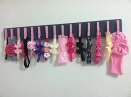 headband organizer headband organizer baby girl babies nursery and craft