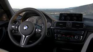 Bmw M3 2015 - 2015 bmw m3 sedan interior footage in depth youtube