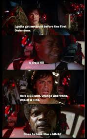 Pulp Fiction Memes - star wars and pulp fiction meme star wars amino