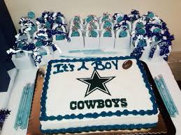 dallas cowboys baby shower cake baby bump alert pinterest