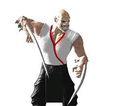 Baraka Halloween Costume Mortal Kombat 9 Baraka Mk2 Corporacion08 Deviantart