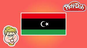 Libyas Flag Play Doh Flags Updated Flag Of Libya Ewmj 485 Youtube